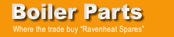 Ravenheat Boiler & Heating Spare Parts
